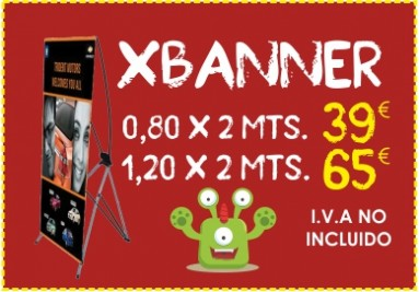 Oferta Xbanner (expositores)